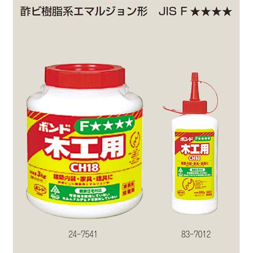 売買 KYOKUTO CH18 木工用 24-7541 割り引き 3キロ
