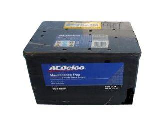 ACデルコ 北米車用バッテリー 101-6MF メンテナンスフリー 新品 送料無料(一部のエリアを除く)