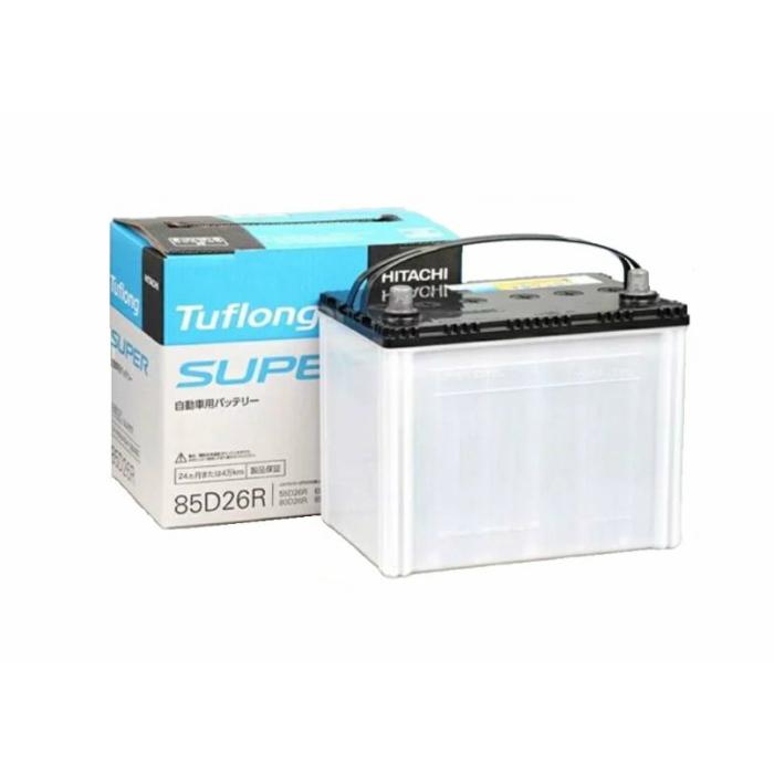 新車搭載時:S-85 エスクァイア ECHNO IS UltraBattery/ 古河バッテリー エクノISウルトラバッテリー 品番:S-95/ D26L DBA-ZRR80G 2014/10-