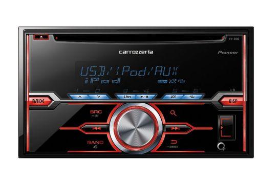 pioneer carrozzeria(パイオニア/カロッツェリア)オーディオ≪CD/USB/チューナーメインユニット≫【FH-3100】新品 送料無料(一部のエリアを除く)