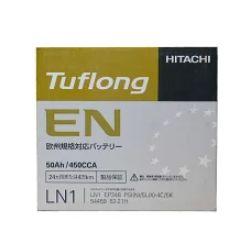 日立化成/HITACHI バッテリー≪Tuflong EN 欧州規格対応バッテリー≫【TFET50L1】新品 送料無料(一部を除く)