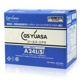 GS YUASA/ジーエス・ユアサ 新車搭載特型品対応バッテリー【HJ-A24LS】新品 お取り寄せ商品 送料無料(一部エリアを除く)