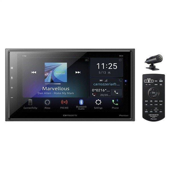 Pioneer/パイオニア/Carrozzeria/カロッツェリア【DMH-SZ700】6.8V型ワイドVGA/Bluetooth/USB/チューナー・DSPメインユニット 新品 送料無料(一部エリアを除く)