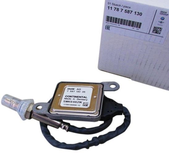 純正品 NOXセンサー ノックセンサー 1178-7587-130 11787587130/BMW E81 E87 E82 E88 1シリーズ 116i 118i 120i / E90 E91 E92 E93 3シリーズ 316i 320i