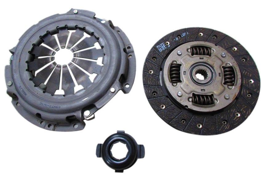RAICAM製 クラッチキット 3点セット(ディスク+カバー+ベアリング)BMW ミニ MINI R50 Cooper One1.4i One1.6i