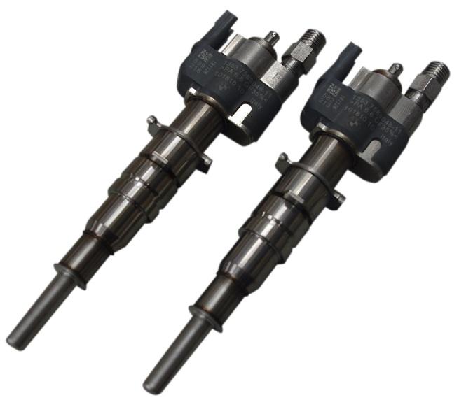 純正品 インジェクター インジェクションノズル 2本 1353-7589-048 13537589048/BMW E81 E82 E87 E88 1シリーズ/E90 E91 E92 E93 3シリーズ/E60 E61 F10 5シリーズ/E63 E64 6シリーズ