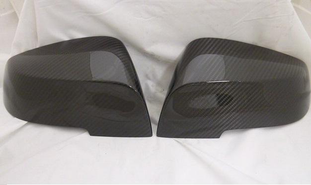 BMW F20 F30 F31 純正品 Mパフォーマンス カーボンドアミラーカバー左右セット(51162211904/51162211905)