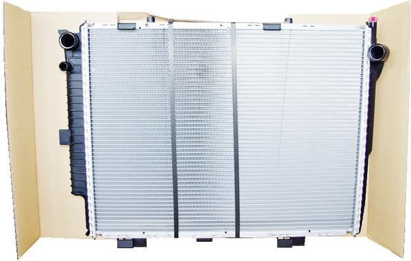 【代引き出荷可能/1年保証付き】ベンツ W210 Eクラス E55AMG/BHS製(BEHR HELLA) ラジエター ラジエーター新品 210-500-4703