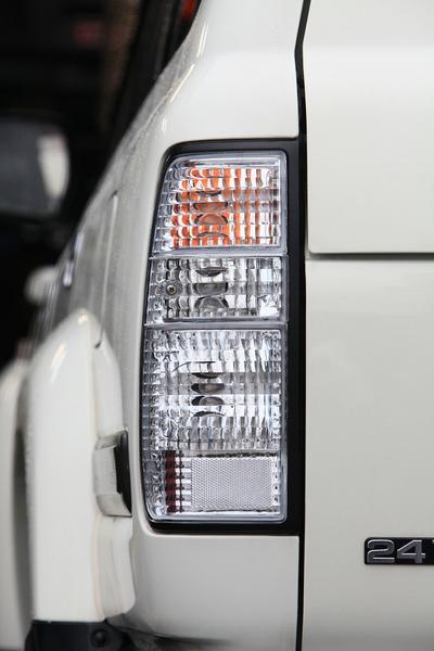 トヨタ ランクル80系 ランドクルーザー80系/クリスタルレンズテールライト(オールクリア)セット新品