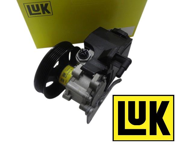 LUK製 ABCポンプ パワステポンプ新品/ベンツ W203 Cクラス C180 C200 (0024668401/0024668301)
