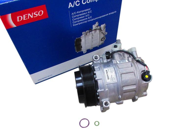 DENSO製 A/Cコンプレッサー エアコンコンプレッサー (Oリング付) ベンツ W203 Cクラス W209 CLKクラス (0012305511/0002309711)