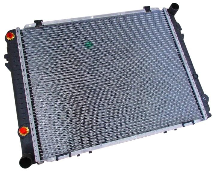【代引き発送可能/送料無料】ベンツ R107 SLクラス 420SL 500SL 560SL (V8) BEHR HELLA製 ラジエター ラジエーター新品 (1075002603)