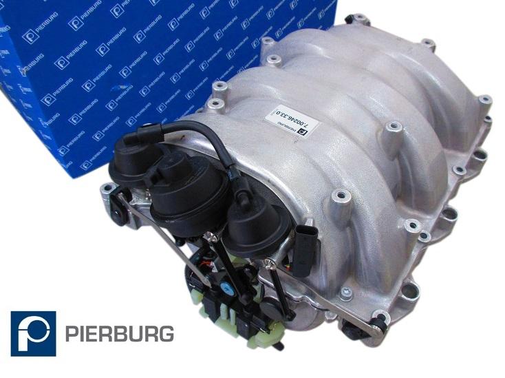 【送料無料/代引き出荷可能】Pierburg(ピアブルグ)製 インテークマニホールドAssy/ベンツ W221 R230 W219 W207 W211 W212 W203 W204 W209 R171 W164 W204 W251 W639 (272-140-2401)