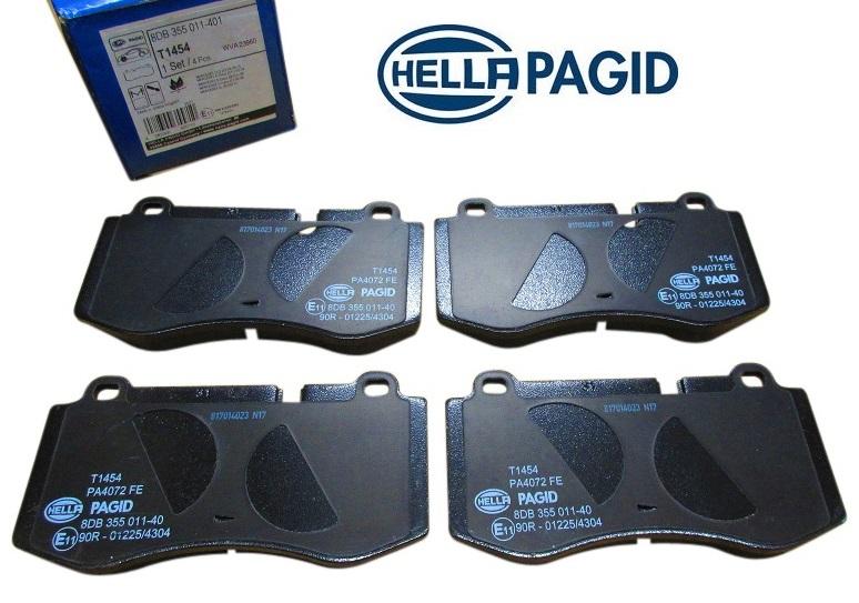 【代引き出荷可能!】Pagid製 フロント ブレーキパット ディスクパット/ベンツ W221 W216 R230 W219 W211 (0044208020/8DB355011401)