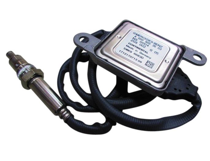 純正品 NOXセンサー 0009053603/ベンツ W176 A180 A250 W246 B180 B250 W117 CLA180 CLA250 W218 CLS220D W205 C220D/W212 E220D X156 GLA180 GLA250 X166 GL350D W463 G350D W164 ML350D/W166 ML350 ML350D W221 S350 W222 Sクラス S300H