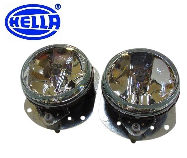 【代引き出荷可能】HELLA製 フォグライト (左右) ベンツ W221 W219 R230 W203 R171 W164 (2308200556)x2