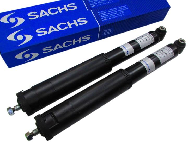 【代引き発送可能/送料無料】SACHS製 リアショック(左右)新品/ベンツ W211 Eクラス ワゴン (312383/2113263500)