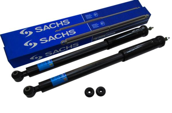 【代引き出荷可能/送料無料】SACHS製 リヤショック(左右) W211 Eクラス (セダン) アヴァンギャルド用 (2113265100/312-566)