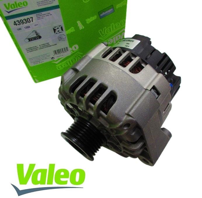 【代引き出荷可能/安心1年保証付き】Valeo製 ダイナモ オルタネーター新品 (14V/120A) ベンツ W210 W211 W203 W208 W209 W639 R170 W163 (0111546202/439307)