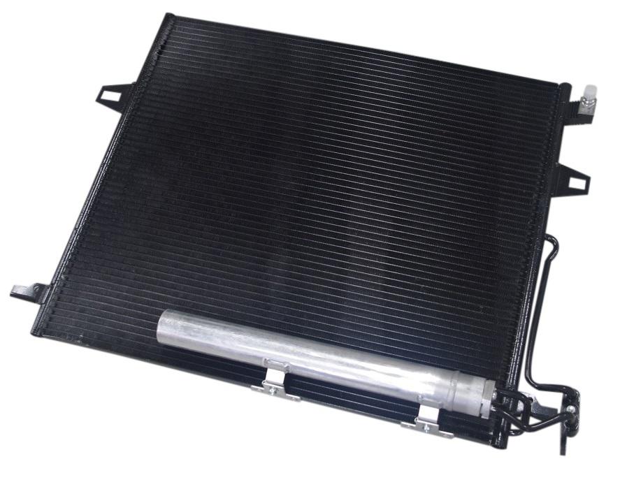 COOLXPERT エアコンコンデンサー 2515000054/ベンツ X164 GLクラス GL550 W164 Mクラス ML350 ML350D ML500 ML550 W251 Rクラス R350 R500 R550