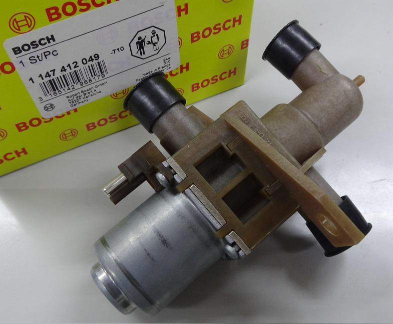 【1年保証付き】ベンツ R129 W638 W639/BOSCH製 ヒーターバルブ新品 (0018300684/1147412049)