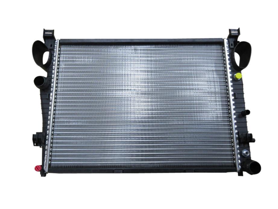 【送料無料/安心1年保証】BEHR HELLA製 ラジエター ラジエーター M112(V6) W220 Sクラス S320 S350 (2205002403/2205001403)