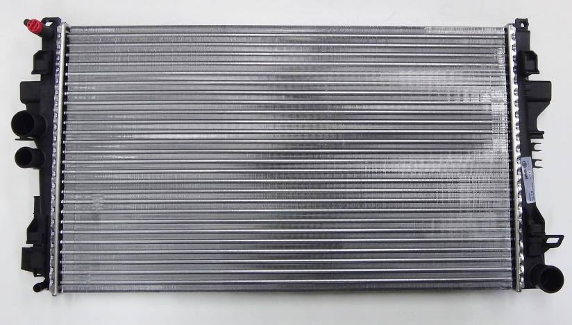 【1年保証付き】W639 Vクラス(ビアノ) BEHR HELLA製 ラジエター新品 (6395010401/6395011101)
