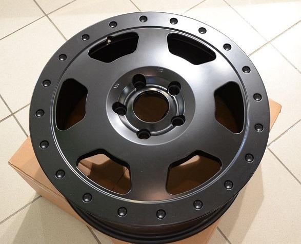 ベンツ W463 Gクラス ゲレンデ/fussX6 アルミホイル(ブラック) 1本分 新品