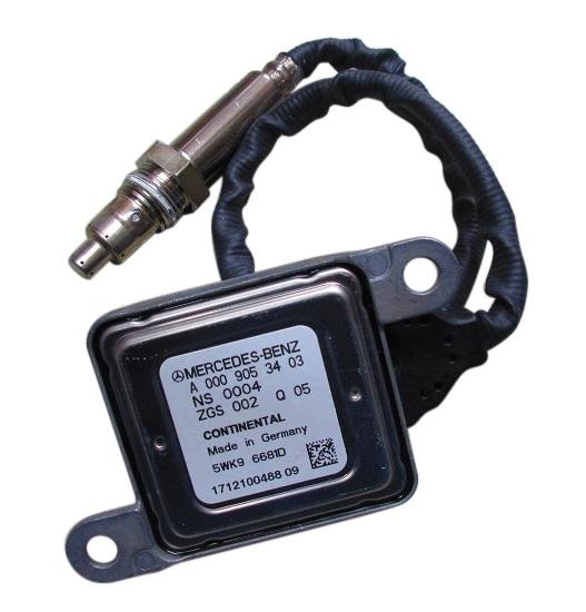 純正品 NOXセンサー 窒素酸化物センサー 000-905-3403/ベンツ W222 W218 W207 W212 W204 X204