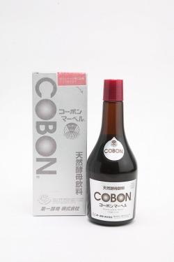 【第一酵母】 COBONコーボンマーベル(天然酵母飲料) 525ml×3本セット【送料無料・九州、北海道、沖縄を除く】【05P03Dec16】