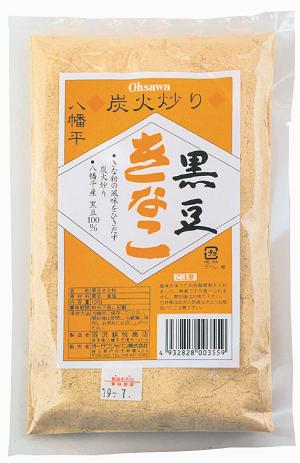 黒豆きな粉(八幡平) 100g【マクロビオティック・オーサワジャパン】【05P03Dec16】