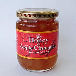 ハニー&アップルシナモン270g×12個セット【久保養蜂園】【05P03Dec16】