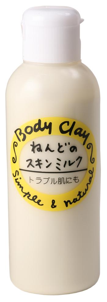 【ボディクレイ】 ねんどスキンミルク150mlх5個買うと1個おまけ【05P03Dec16】
