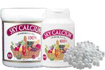 【スカイフード】 スカイカルシウム/粒状タイプ360g(3600粒)【05P03Dec16】