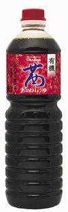 有機茜醤油(ペットボトル) 1L×12本セット(数量限定品)【同梱不可】【マクロビオティック・オーサワジャパン】【05P03Dec16】