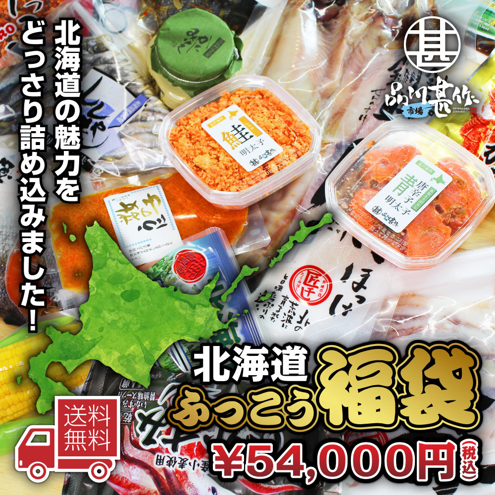 北海道応援プロジェクト 5000円福袋2021 当店の人気商品を店長がセレクト※中身のご指定はできません 海鮮 北海道 食品 限定特価 復興 2020モデル