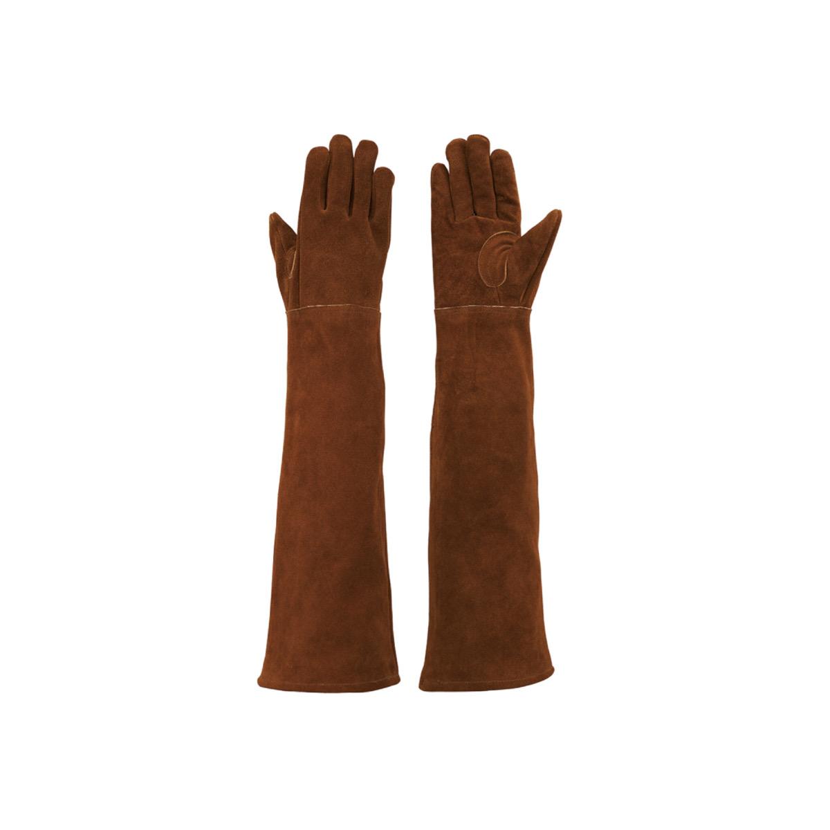 メーカー: 発売日: 手袋 作業用手袋 革手袋 Simon CS 920 牛 床革 内縫い ロング 60 cm 裏地付 当て付 アウトドア 腕カバー不要 ペット フリーサイズ 溶接 内綿 ブラウン 長い 店舗 農業 国内送料無料 茶 F 袖 ストーブ キャンプ