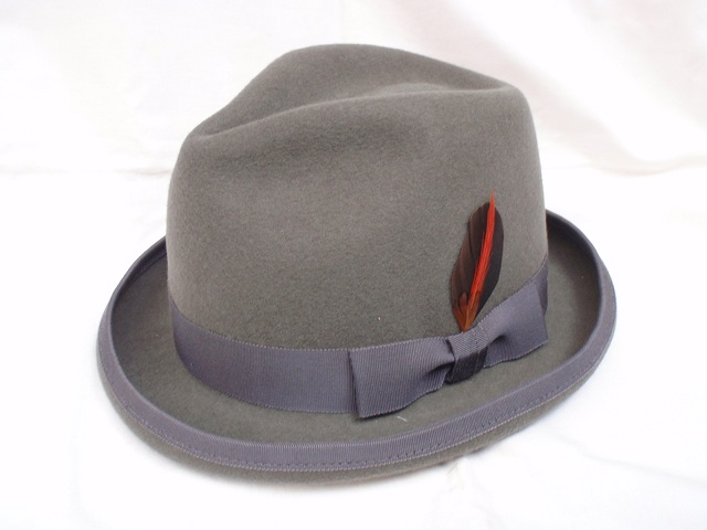 40%OFF 定価20,790円 /RADIALL ラディアル POGUES HAT GREY