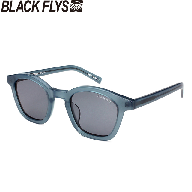 BLACK FLYS ブラックフライズ FLY BARDEM OPALINE BLUE/GREY POLARIZED (偏光レンズ)