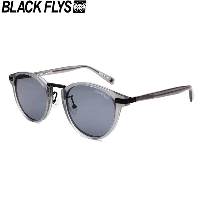 BLACK FLYS ブラックフライズ FLY VINCENT OPALINE GREY-M.BLACK/GREY