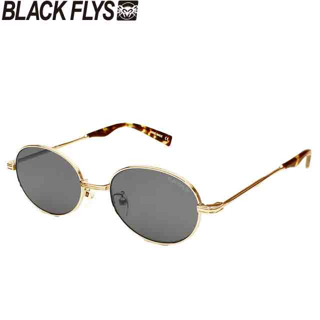 BLACK FLYS ブラックフライズ FLY LAYBACK GOLD/GREY