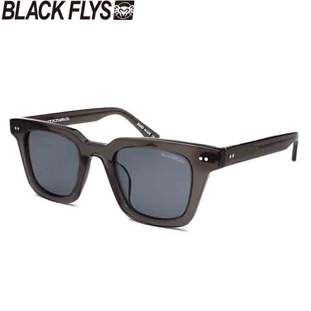 BLACK FLYS ブラックフライズ FLY TRUMAN CLEAR GREY/GREY POLARIZED (偏光レンズ)