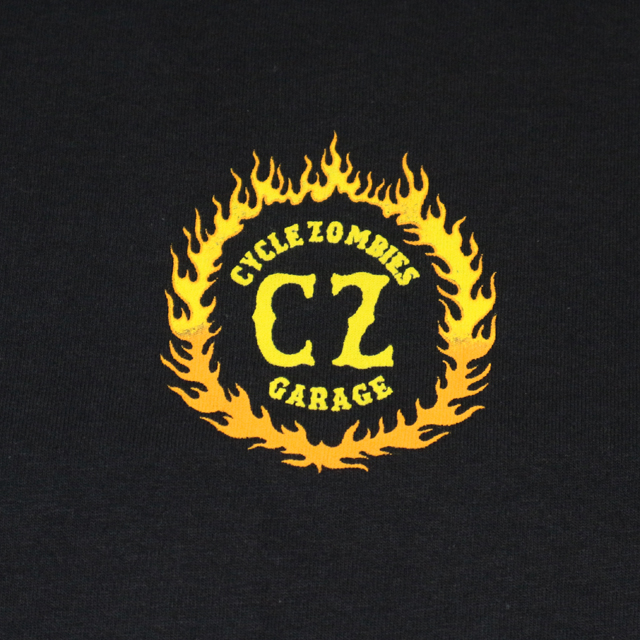CYCLE ZOMBIES サイクルゾンビーズ CALIFORNIA COACH JACKET コーチジャケット PURPLE