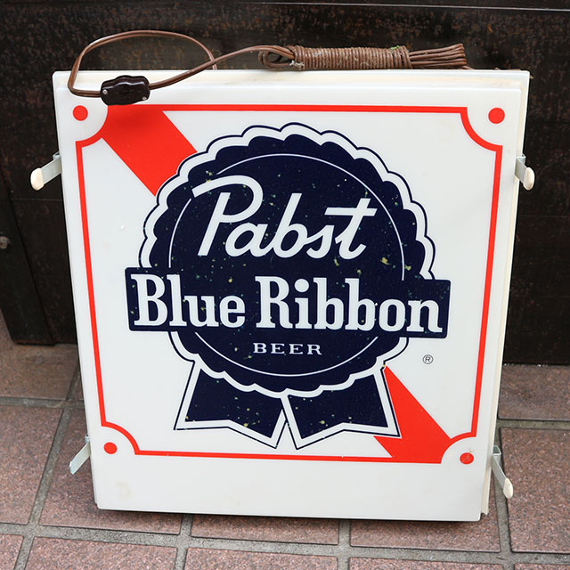 <title>ANTIQUE VINTAGE AN238 USED 中古 PABST BEER WALL SIGN LIGHT 新商品</title>