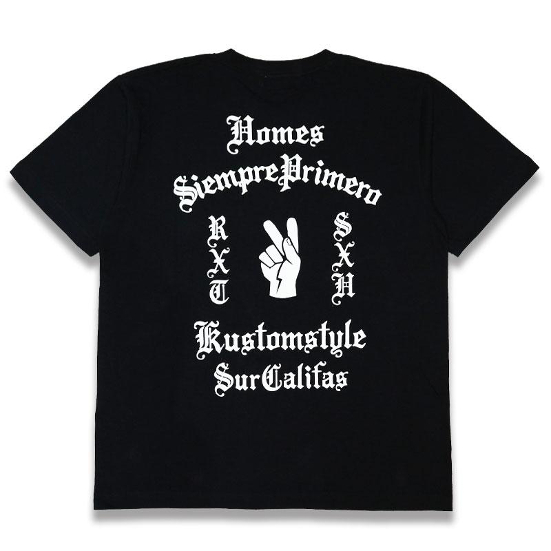 T-SHIRTS 1枚でしたらネコポス発送可能商品 2枚以上は宅急便になります KUSTOMSTYLE Tシャツ