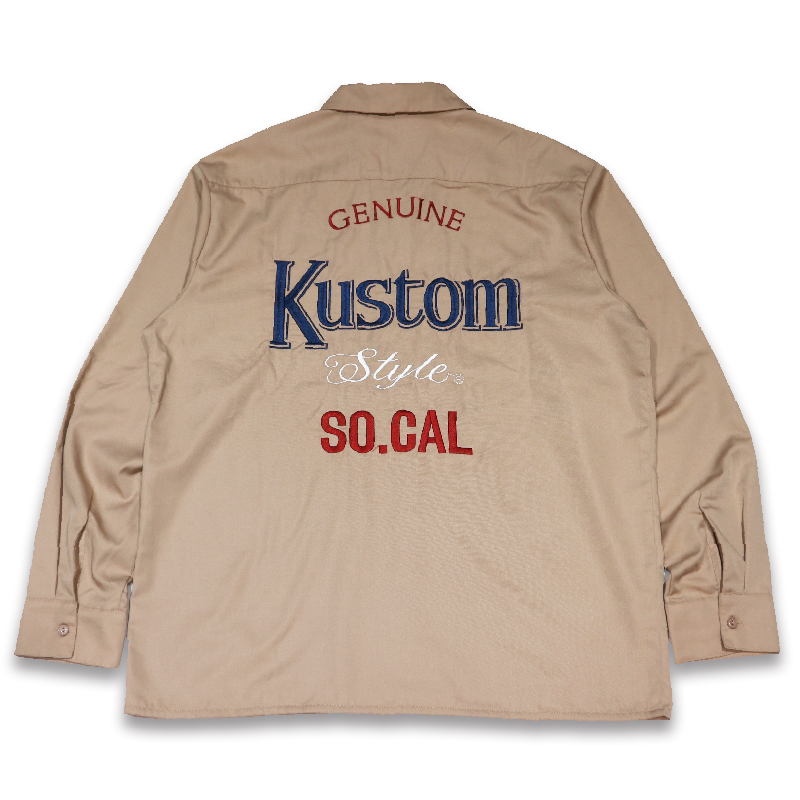 定価13200円 20%OFF SALE /KUSTOMSTYLE KSLWS1917BE