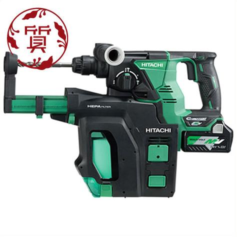 【楠本質店/元住吉】HITACHI/日立工機 コードレスロータリハンマドリル DH36DPB(2XP)