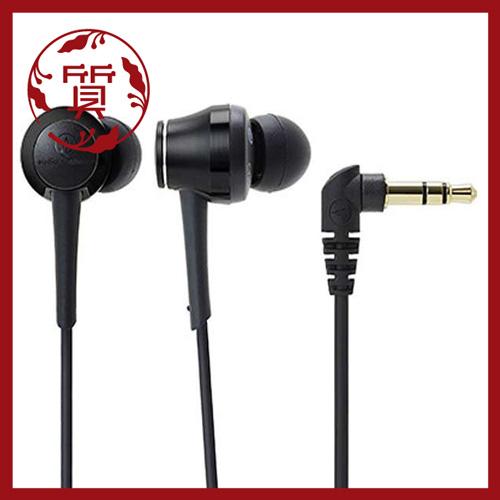 【楠本質店/元住吉】オーディオテクニカ/audio-technica イヤホン/インイヤーヘッドホン ATH-CKR70 Hi-Res Audio ハイレゾオーディオ ブラック