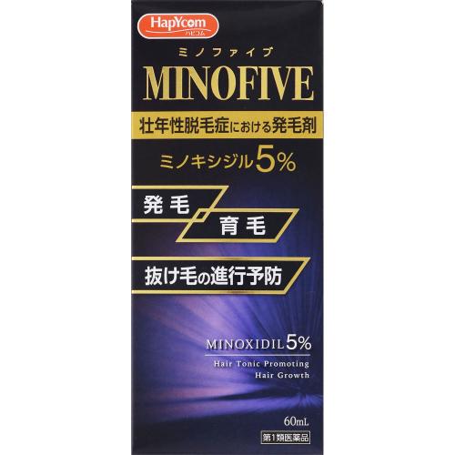 第1類医薬品 商い ミノファイブ 大決算セール 60mL