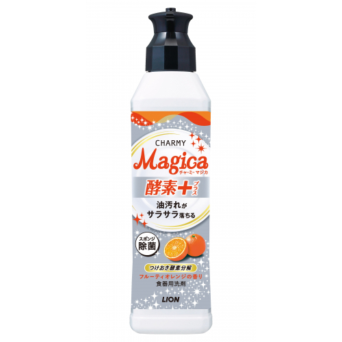 チャーミーマジカ 酵素 フルーティーオレンジの香り 本体×2個220 5☆好評 アウトレット